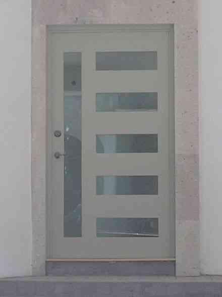 Puertas de herrer a en queretaro quer taro doplim 291742 for Modelos de puertas principales en metal
