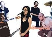 banda de rock covers (70s, 80s, 90s y actuales)