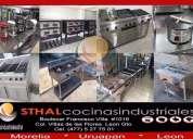 Cocinas industriales sthal