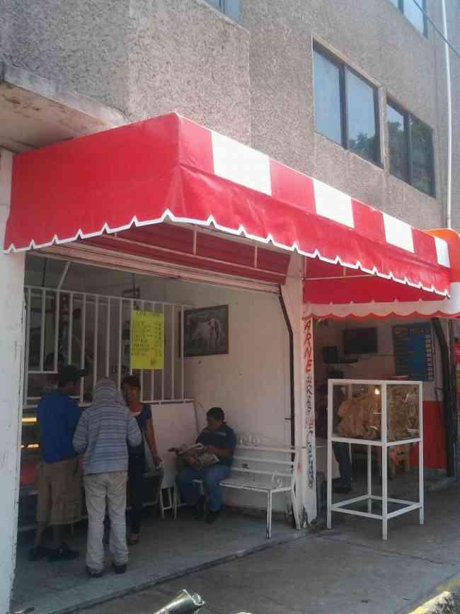 Toldos y cortinas enrollables en lona iztapalapa doplim - Estructura para toldo enrollable ...