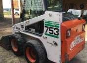 Bobcat 753 2007 en perfecto estado urgeeee