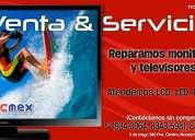 Reparaciones a televisores monterrey
