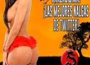 Jueves 25 en csw: karensÍsima: ¡las mejores nalgas de twitter!