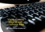 Morelia si tiene oficinas virtuales