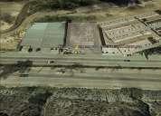 Terreno en venta sup. 1,550.34 m2, libramiento sur