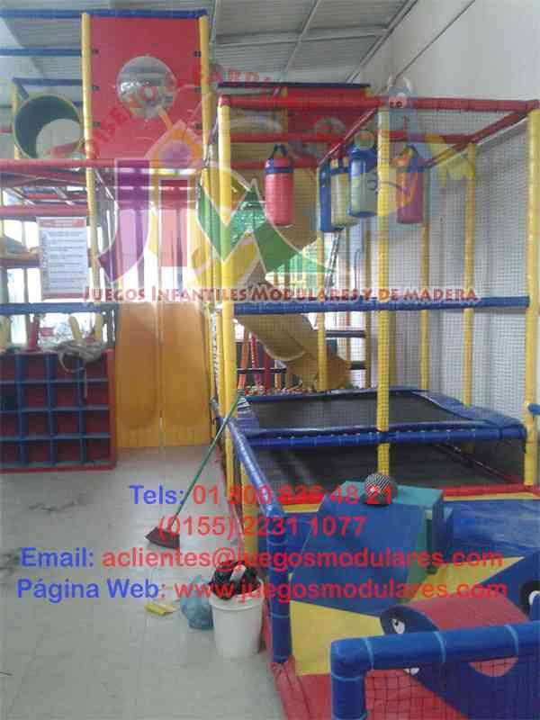 Juegos Infantiles diseñados especialmente para Salones y Restaurantes, Centros de estimulación y m