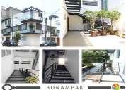 Narvarte departamento nuevo entrega inmediata, 120m2, equipado, roof garden privado