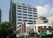 MagnÍficas oficinas en edificio corporativo en campos eliseos