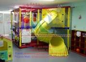 Juegos infantiles diseñados para salones de fiestas y centros de entretenimiento, restaurantes y m�