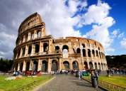 Director general busca acompaÑante de viaje de negocios a europa