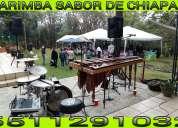 Marimba para todo evento al 5511291032
