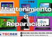 Computadoras reparacion y mantenimiento