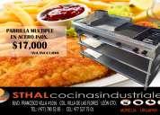 Sthal ,cocinas  industriales