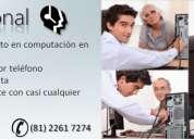 Compufixer onlilne - reparación de computadoras y soporte técnico vía conexión remota