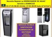 Reparación despachadores de agua y enfriadores de vino