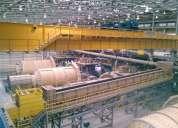 Munck crane systems s.a. de c.v.