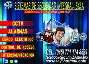 Sistemas de seguridad electronica