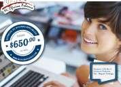 oficinas virtuales en excelente ubicación, domicilio comercial y fiscal incluido.