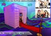 ¡¡¡renta de cabina fotografica para tus eventos!!!