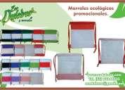 Morrales ecologicos promocionales o publicitarios