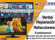 Reparaciones a televisores led, lcd y plasma
