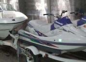 Excelente motos acuaticas y remolque