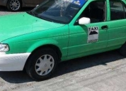 Excelente tsuru taxi 2013