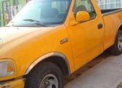 Excelente camioneta amarilla excelente -2001