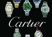 Compramos relojes finos ( rolex, cartier, hublot, patek philippe, etc).