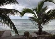 Terreno con villas en riviera maya