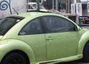Oportunidad! beetle sport turbo quemacoco bonito cambio 2002