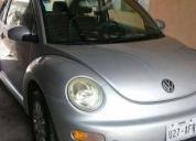 Vendo volkswagen beetle automático -2005