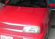 Excelente volkswagen cabrio manual -98