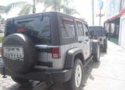 venta de jeep 4x4 convesion rubicon unico dueño