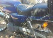 Excelente motocicleta susuki