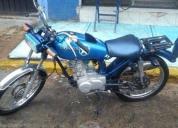 Excelente moto tipo cafe racer honda cg 125