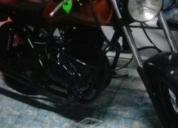 Excelente moto cafe racer 150cc -12