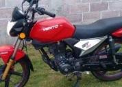 Aprovecha ya! motocicleta vento urban gt 150  -2015