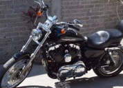 Excelente harley davidson sposter xl1200cc
