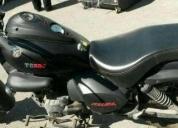 Motocicleta italika tc 200 tratamos -contactarse