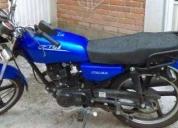 Oportunidad! motocicleta italika emplacada, seminueva