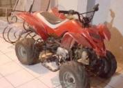 Excelente cuatrimoto 150cc grande -2008