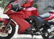 V/c 250 sport, potenciador hidrogeno,casco -contactarse.