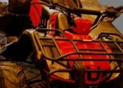 Aprovecha ya! italika atv sport 150cc -2014