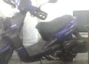 Motocicleta automatica italika,buen estado!
