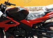 Excelente moto italika rt200 deportiva 100%
