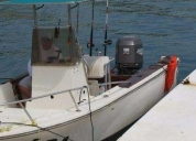 Oportunidad! robalo 18 pies johnson 200 hp