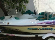 Aprovecha ya! hermosa lancha bote sea doo challenger yate