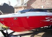 Excelente lancha four winns boat 220 h ss