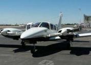 Oportunidad! aeronave piper pa-34-200t